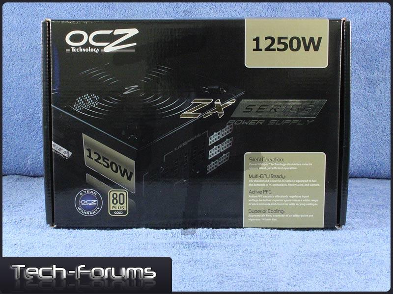 OCZ ZX Series 1250W Power Supply - Techist - Tech Forum